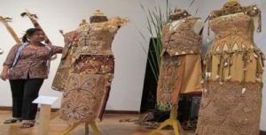 The Dayak Wedding Dress